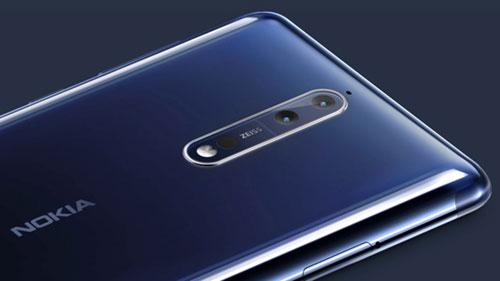 كاميرا هاتف Nokia 8 الجديد تحت الاختبار - شاهد الصور !