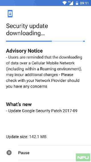 نوكيا تفي بوعدها وتسبق جوجل في توفير التحديثات الأمنية !