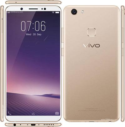هاتف vivo V7+ أول جهاز من الشركة بشاشة شبه كاملة !