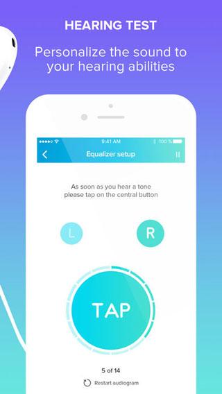 تطبيق Fennex لتخصيص مزايا الصوت عبر السماعات باحترافية