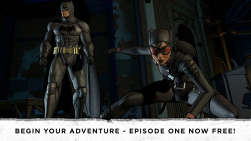 لعبة Batman - The Telltale Series المصورة