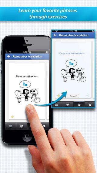 تطبيق Lingvo PhraseBooks لتعلم أساسيات اللغات