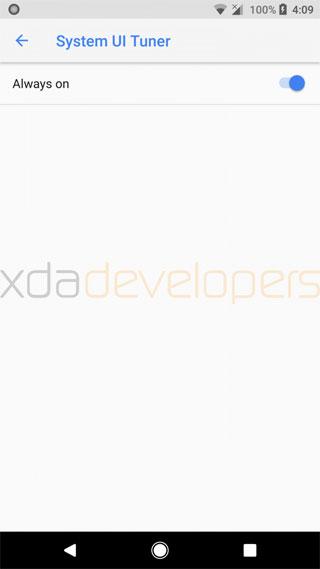 نسخة الأندرويد 8.1 قد توفر ميزة Always On Display بشكل تلقائي !