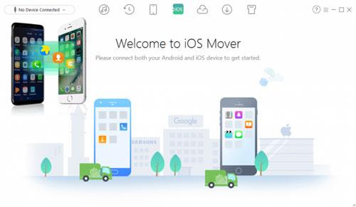برنامج AnyTrans للتحديث إلى iOS 11، ونقل الأندرويد إلى الأيفون 8 بسهولة!