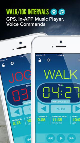 تخفيض على تطبيق 5K to 10K لممارسة رياضة الجري !
