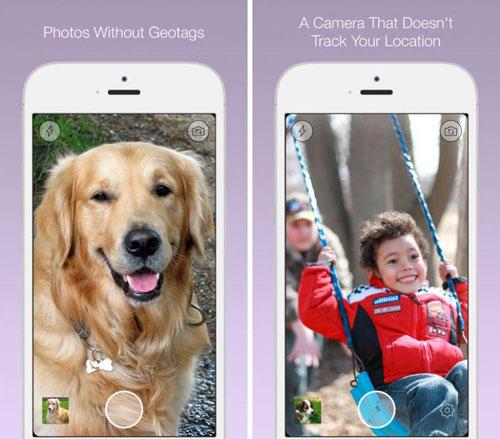 تطبيق deGeo Camera لالتقاط أفضل الصور