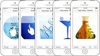 تطبيق Splashy Water Tracker دليلك لشرب الماء