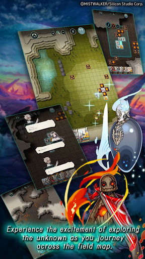 لعبة Terra Battle 2 لخوض تحديات استراتجية غير منتهية