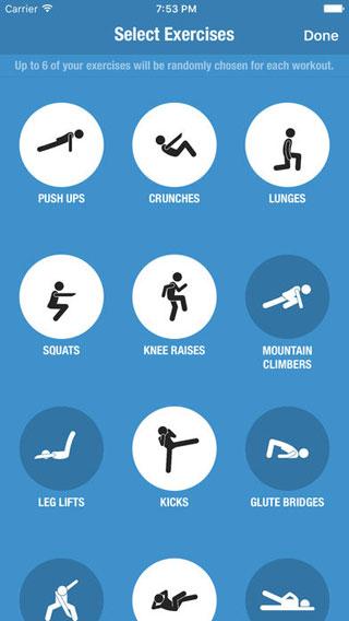 تطبيق Streaks Workout دليلك للمارسة الرياضة