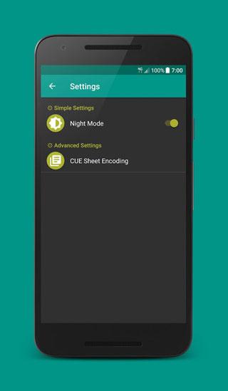 تطبيق Libre Music يدعم جل أنواع المقاطع الصوتية