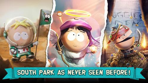 لعبة South Park: Phone Destroyer™ متاحة للتسجيل المسبق