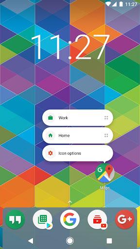 تطبيق Nova Launcher يحصل على مزايا جديدة في تحديث جديد