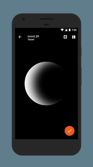 تطبيق AMOLED mnml Wallpapers لتحميل خلفيات عالية الدقة