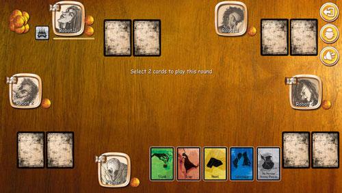 لعبة Among Thieves لمحبي ألعاب الكروت الرعب