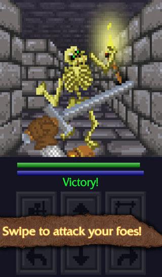 لعبة QuestLord لمحبي الألعاب الكلاسيكية