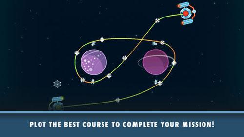 لعبة Gravitations كثير من المتعة في كثير من التحدي