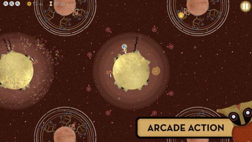 لعبة Astrå لمحبي ألعاب الفضاء