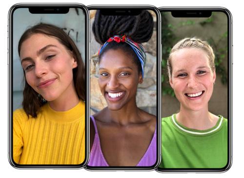 iPhone X : الكاميرا الأمامية .. الأكثر تطوراً !