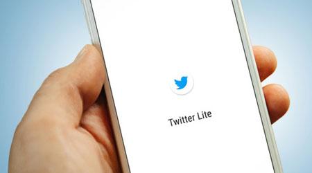 تويتر يطلق تطبيق Twitter Lite بميزة تقليل استهلاك الطاقة و البيانات ، للأندرويد!
