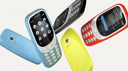صورة الإعلان رسمياً عن هاتف Nokia 3310 نسخة الجيل الثالث !