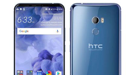 Photo of اتش تي سي تستعد للكشف عن هاتفها HTC U11 Plus قريبا