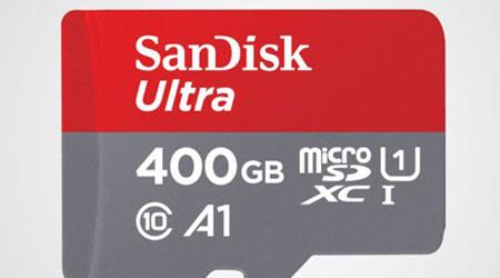هذه أكبر ذاكرة تخزين خارجية microSD تستطيع وضعها في هاتفك الآن ، تعرف عليها !