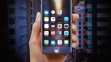 صورة فيديو مسرب يظهر لأول مرة الأيفون النسخة الخاصة!