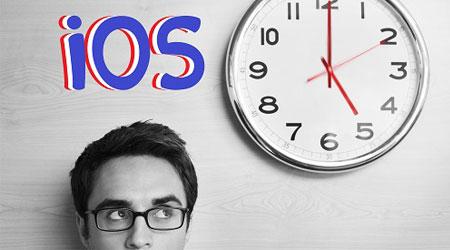 طريقة معرفة الوقت الذي تقضيه على كل تطبيق بنظام iOS !