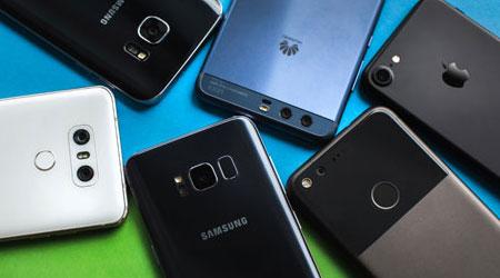 مع اقتراب نهاية عام 2017 - هذه قائمة أسرع هواتف ذكية !
