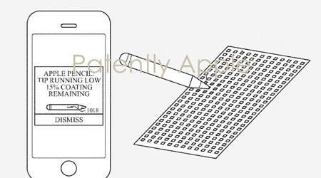 Photo of براءة اختراع – قلم أبل للأيفون قادم قريبا !