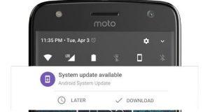 موتورولا تعلن عن هاتف Moto X4 بنسخة اندرويد One