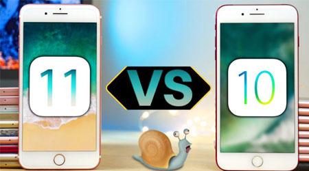 ما رأيكم بتحديث iOS 11 ؟ هل هو أسرع ويستهلك بطارية أقل ؟