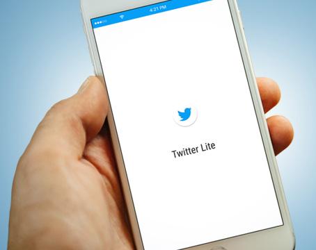 رسمياً - إطلاق تطبيق تويتر لايت بميزة تقليل استهلاك الطاقة و البيانات !