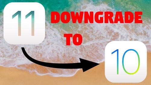 آبل تتوقف عن دعم إصدار iOS 10.3.3 بإغلاق نافذة الترقية أو العودة