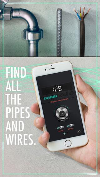 تطبيق Metal Detector PRO - أداة كشف المعادن بين يديك !