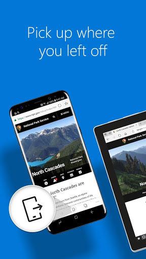 تطبيق Microsoft Edge Preview متاح للتجريب على الأندرويد