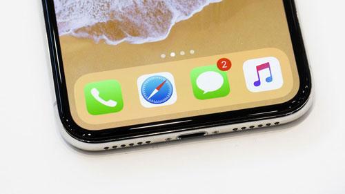 طريقة التنقل السريع بين التطبيقات المستخدمة مؤخرا على الأيفون X
