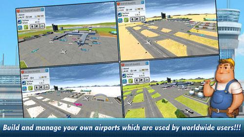 لعبة AirTycoon Online 2 لمحاكاة التحكم في المطارات