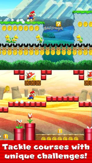 تحديث لعبة Super Mario Run بمزيد من الأحداث