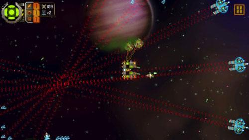 لعبة Starborn Anarkist لمحبي الألعاب الكلاسيكية