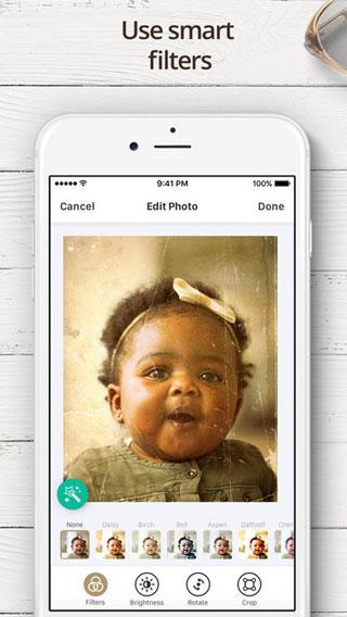 تطبيق Photo Scanner for Me لمسح الصور المطبوعة