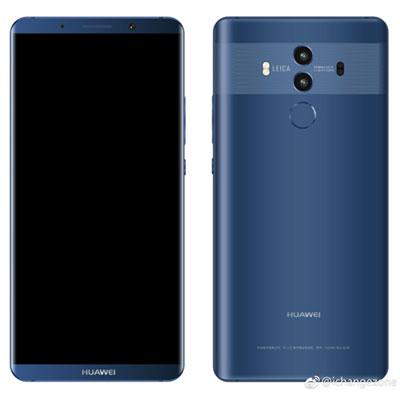 مزيد من الصور الواضحة لهاتف Huawei Mate 10 تعطينا تصور أفضل