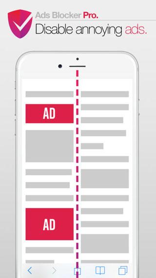 تطبيق Ads Blocker Pro لمنع الإعلانات وتسريع التصفح