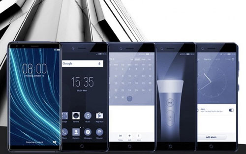 شركة Archos تعلن عن هاتف Diamond Omega مع شاشة كاملة