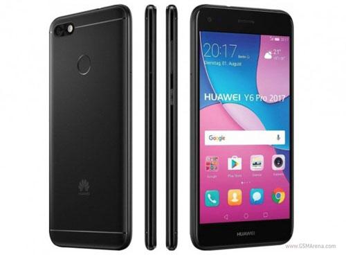 هواوي تعلن رسميا عن هاتف Huawei Y6 Pro نسخة 2017