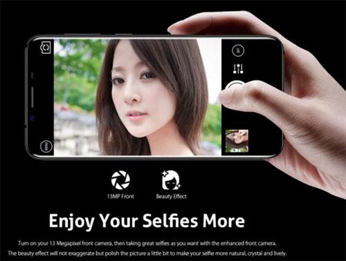 عرض مذهل على هاتف HOMTOM S8 بمزايا تقنية رائعة