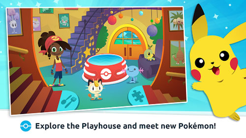 لعبة Pokémon Playhouse لمحبي عالم البوكيمون من الأطفال