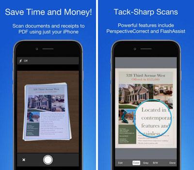 تطبيق Smart PDF Scanner ماسح ضوئي ذكي