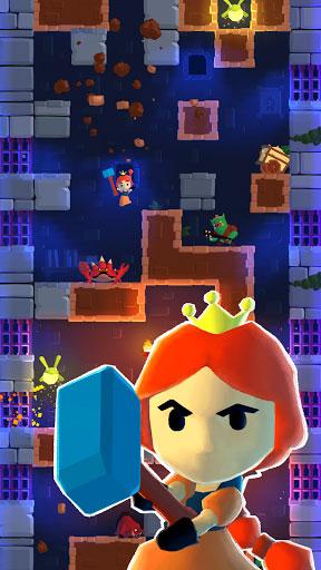 لعبة Once Upon a Tower لمحبي الألعاب الكلاسيكية البسيطة