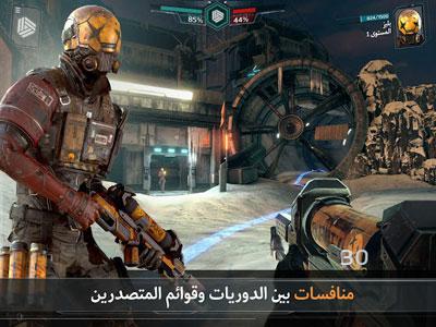 لعبة Modern Combat Versus لمحبي المنافسات الحربية